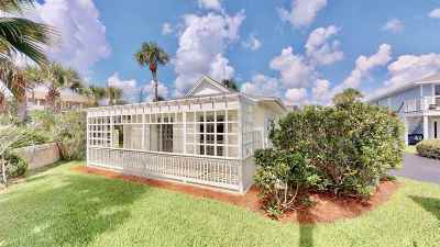St Augustine Single Family Home For Sale: 31 Drum Point Circle