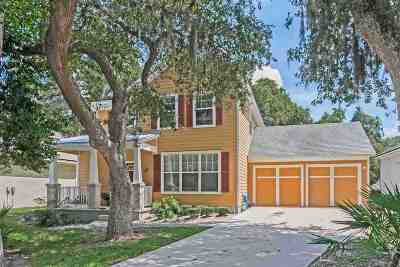 Seagrove Single Family Home For Sale: 864 Tides End Dr