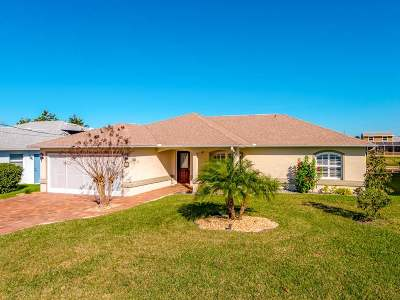 Palm Coast Single Family Home Conting_accpt Backups: 33 Cormorant Court