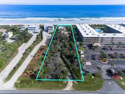 Crescent Beach Single Family Home For Sale: 7851 & 7856 A1a South
