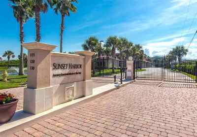 St Augustine Single Family Home For Sale: 120 Sunset Harbor Way #206