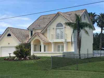 St Augustine Beach FL Single Family Home For Sale: $589,900