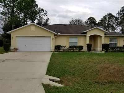 Palm Coast Single Family Home For Sale: 8 Palm Leaf