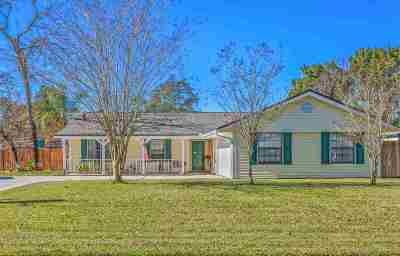 Julington Creek Single Family Home For Sale: 12572 Allport Road