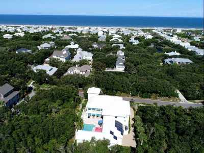 Sea Colony-St Single Family Home For Sale: 888 Ocean Palm Way