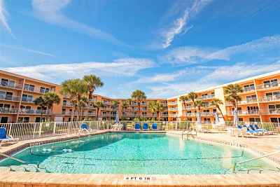 St Augustine Beach FL Condo For Sale: $364,900