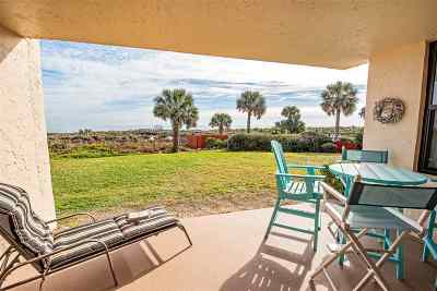 St Augustine Condo For Sale: 6240 A1a South #105 #105
