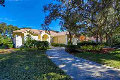 Palm Coast Single Family Home For Sale: 19 Via Roma