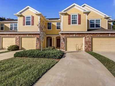 Jacksonville Townhouse For Sale: 6867 Roundleaf Dr