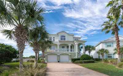 Palm Coast Single Family Home For Sale: 10 Cinnamon Beach Place