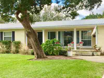 Single Family Home For Sale: 107 Menendez Road