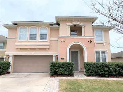 Single Family Home For Sale: 309 Brantley Harbor Dr.
