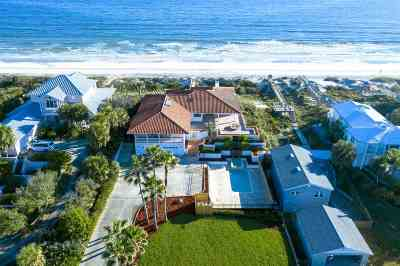 Single Family Home For Sale: 7654 A1a South