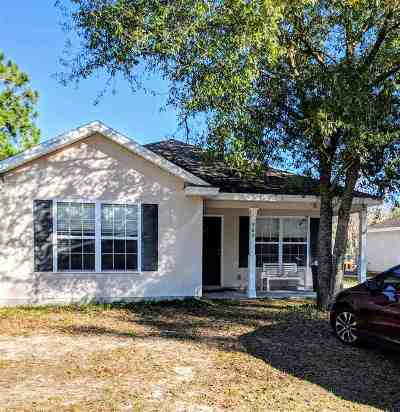 St Augustine Single Family Home For Sale: N 980 Volusia
