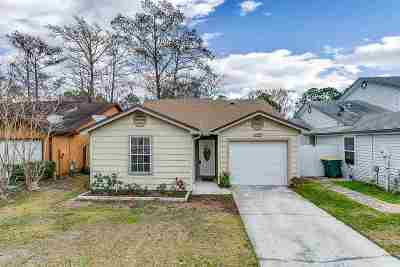 Jacksonville Single Family Home Conting_accpt Backups: 2437 Wattle Tree Road