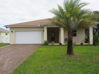 St Augustine Single Family Home For Sale: 5478 4th St