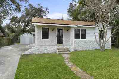Jacksonville Single Family Home For Sale: 4714 Dundee Road