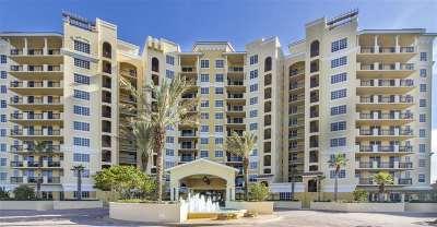 Palm Coast Condo For Sale: 19 Ave De La Mer Unit 805 #805