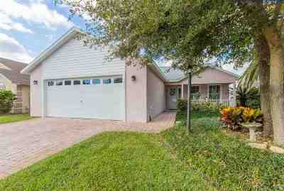 St Augustine Single Family Home For Sale: 2237 Commodores Club Blvd