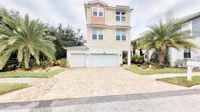 St Augustine Single Family Home For Sale: 4559 Eden Bay Dr