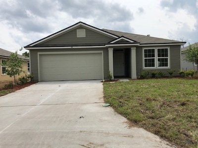 St Augustine FL Single Family Home For Sale: $243,990