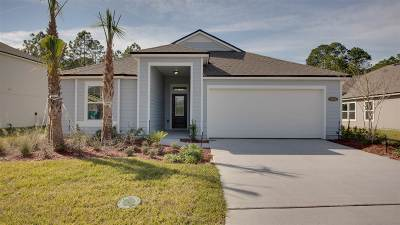 St Augustine FL Single Family Home For Sale: $284,990
