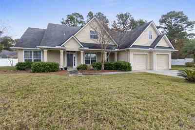 St Augustine Single Family Home For Sale: S 350 317 S. Churchill Dr