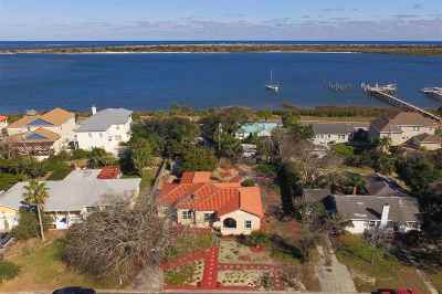 St Augustine FL Single Family Home For Sale: $460,000