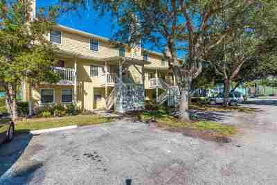 Saint Johns County Condo For Sale: 100 Fairway Park Blvd #2104