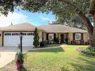Saint Johns County Single Family Home For Sale: 773 Viscaya Blvd
