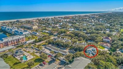 St Augustine Beach Condo For Sale: 200 16th St. #206b