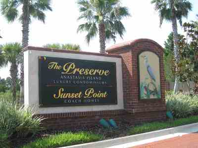 St Augustine FL Condo For Sale: $170,000