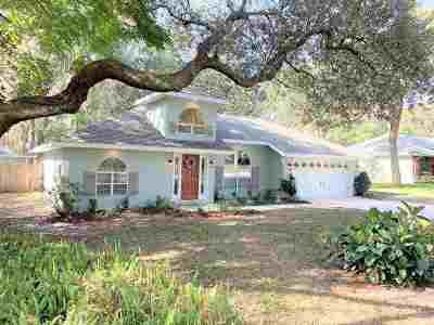 St Augustine FL Single Family Home For Sale: $309,900