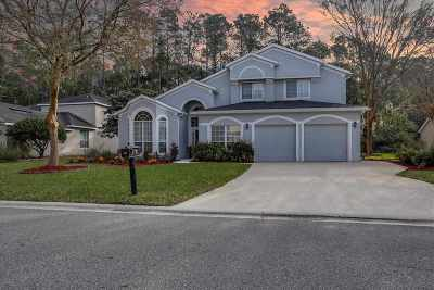 Jacksonville Single Family Home Contingent: E 8987 Hampton Landing Dr