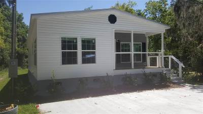 St Augustine FL Single Family Home For Sale: $229,900