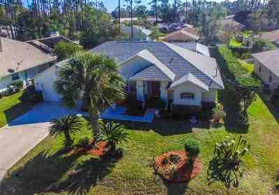 Palm Coast Single Family Home For Sale: 26 Westbrook Ln