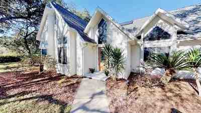 St Augustine FL Single Family Home For Sale: $499,900