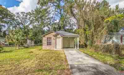 Jacksonville Single Family Home For Sale: 7707 Dandy Ave