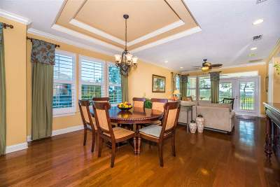 St Augustine Townhouse For Sale: 229 Sunset Point