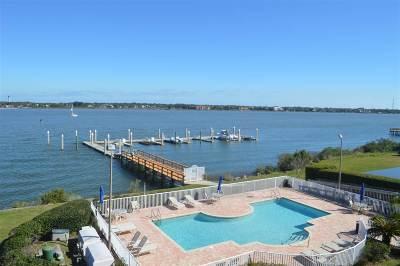 Condo For Sale: 157 Marine Unit 303 & Boat Slip