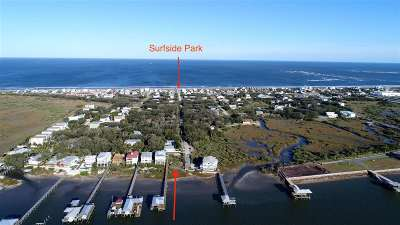 Vilano Beach Residential Lots & Land For Sale: 3039 4th St