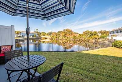 St Augustine Beach FL Townhouse For Sale: $234,900