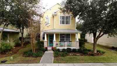 St Augustine Beach FL Single Family Home Conting_accpt Backups: $355,900