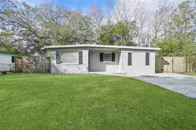 Jacksonville Single Family Home For Sale: 1050 Prospect St