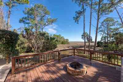 St Augustine Single Family Home Conting_accpt Backups: 205 Exuma Ct