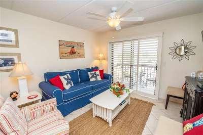 St Augustine Beach FL Condo Conting_accpt Backups: $229,900
