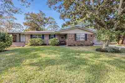 St Augustine Beach FL Single Family Home Conting_accpt Backups: $289,900
