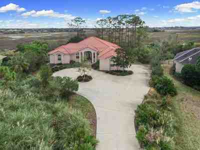 Marsh Creek, Sea Colony-St Single Family Home For Sale: 105 Herons Nest Ln