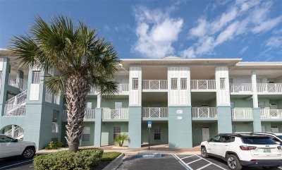St Augustine Beach FL Condo For Sale: $330,000
