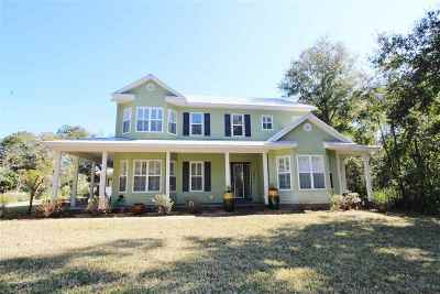 St Augustine Single Family Home Conting_accpt Backups: 4200 Creekbluff Drive